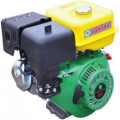 Motor de petroleo