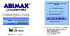 ADITIVO PROTECTOR : ADIMAX