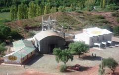 """Planta de Generación Eléctrica """"Pampa Colorada"""""""