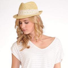 Sombrero de paja para damas