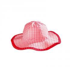 Sombrero reversible bebé niña 3 meses a 3 años