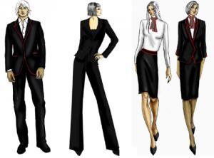 Fabricación de uniformes