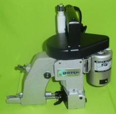 Máquina de costura portátil para sacarias