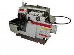 Máquina de costura overlock 3 fios
