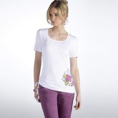 Camiseta de punto ligero
