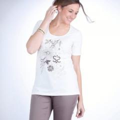 Camiseta estampado aplicado