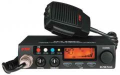 Radio estación móvil