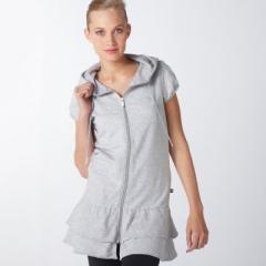 Vestido con capucha Adidas