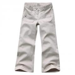 Pantalón bootcut sarga constitución fuerte niña 2
