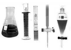 Equipo de Laboratorio de Cristal
