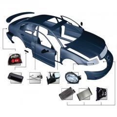 Repuestos para vehiculos