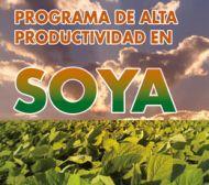 Alta productividad de soya
