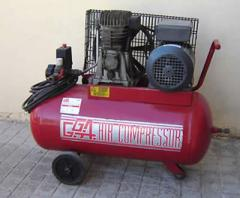 Compresores de aire industrial