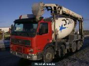 Mezcladora a petroleo