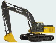 Excavadora Modelo SK350
