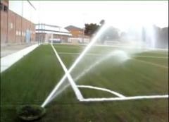 Riego de Campos Deportivos