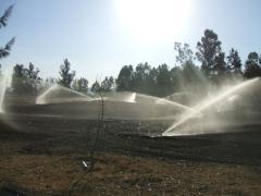 Sistemas de riego de campos de golf