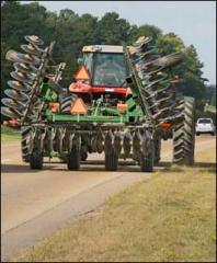 Maquinarias agrícolas