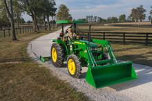 Tractor 5055E - 55 hp (97/68EC)