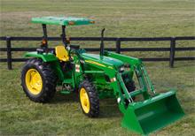 Tractor 5065E - 65 hp (97/68EC)