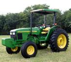 Tractor 5415: Tracción Sencilla y Doble