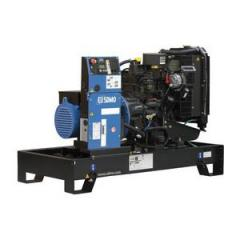Generadores Estacionarios Diesel