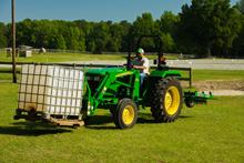 Tractor 5055D - 55 hp (97/68EC)