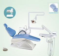 Sillon Dental Modelo Quality Platino