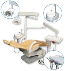 Sillon Dental Modelo Buzios Odontomedics