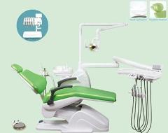 Sillon Dental Modelo Massimo Platino