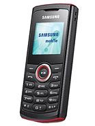 Telefono móvil Samsung E2120