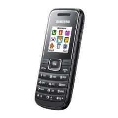 Telefono móvil Samsung Libre Negro