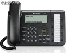 Teléfono-IP panasonic kx-ut136ne