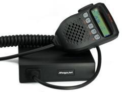Transceptor móvil para auto Mega Jet 555