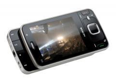 Telefono móvil  Nokia N96