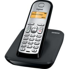 Telefono inalambrico SIEMENS GIGASET AS290 BLACK