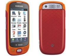 Telefono móvil  Samsung SGH-T749