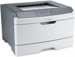 Impresora láser  LEXMARK E260D