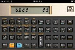 Calculadora HP-12C