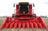 Cosechadora de maíz