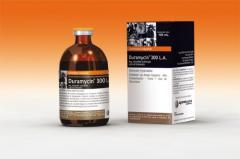 Antibiótico animal Duramycin
