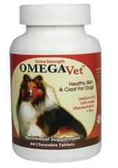 Vitamina para animales bi-omega vet