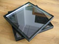 Espejo de Cristal Plateado