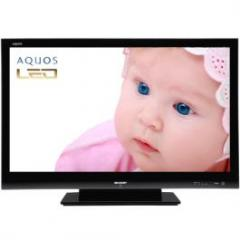 Sharp - AQUOS TV LED de 52