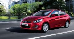 Automóvil Hyundai Accent Sedan