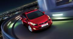 Automóvil Hyundai Elantra