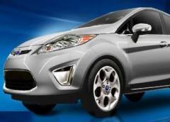 Automovile Ford Fiesta