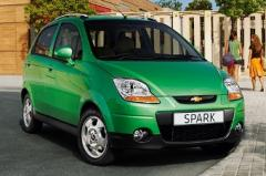 Automovile Chevrolet Spark