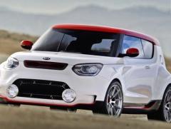 Automovile Kia Track'ster Concept