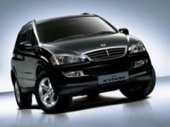 Ssangyong New Kyron 2WD